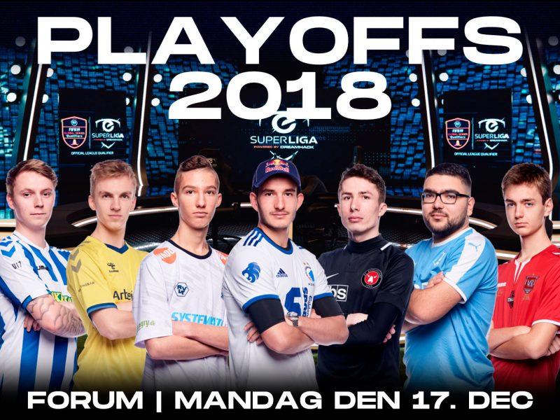 Playoffs – Køb billet til Forum